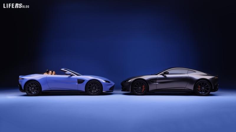Vantage Roadster, l'Aston Martin che dà vita ai tuoi sensi