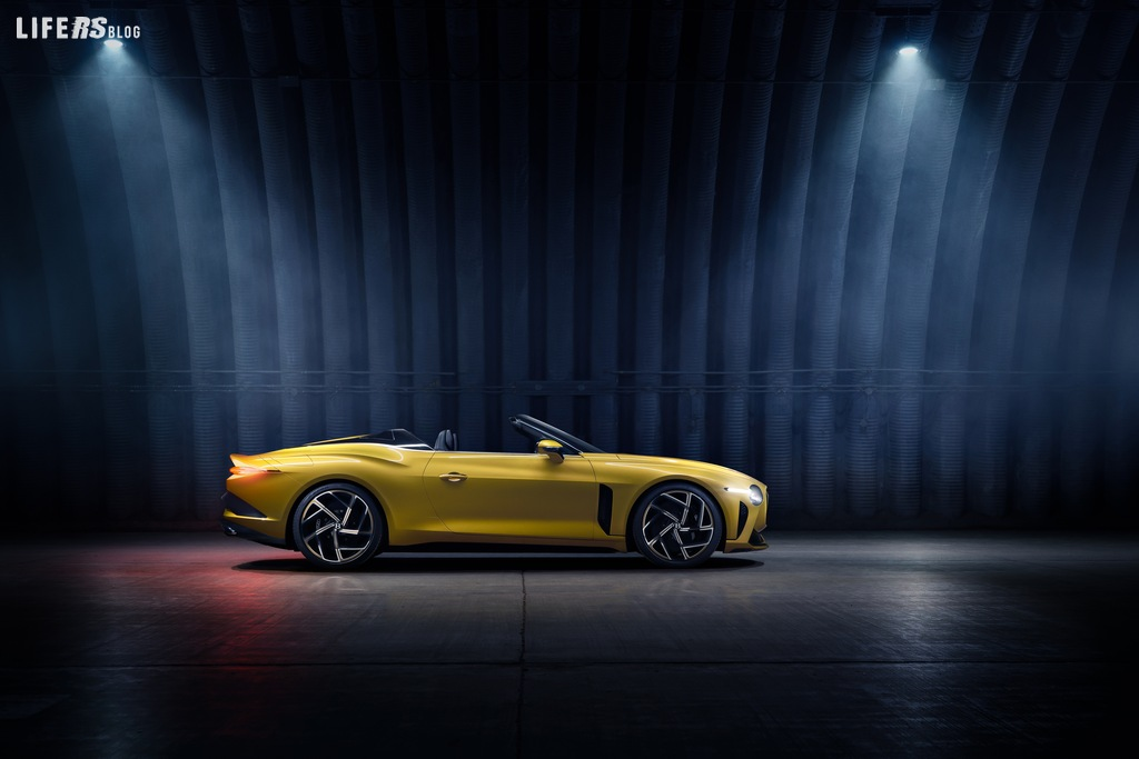 Bacalar, la Bentley più esclusiva e personalizzata dell'era moderna