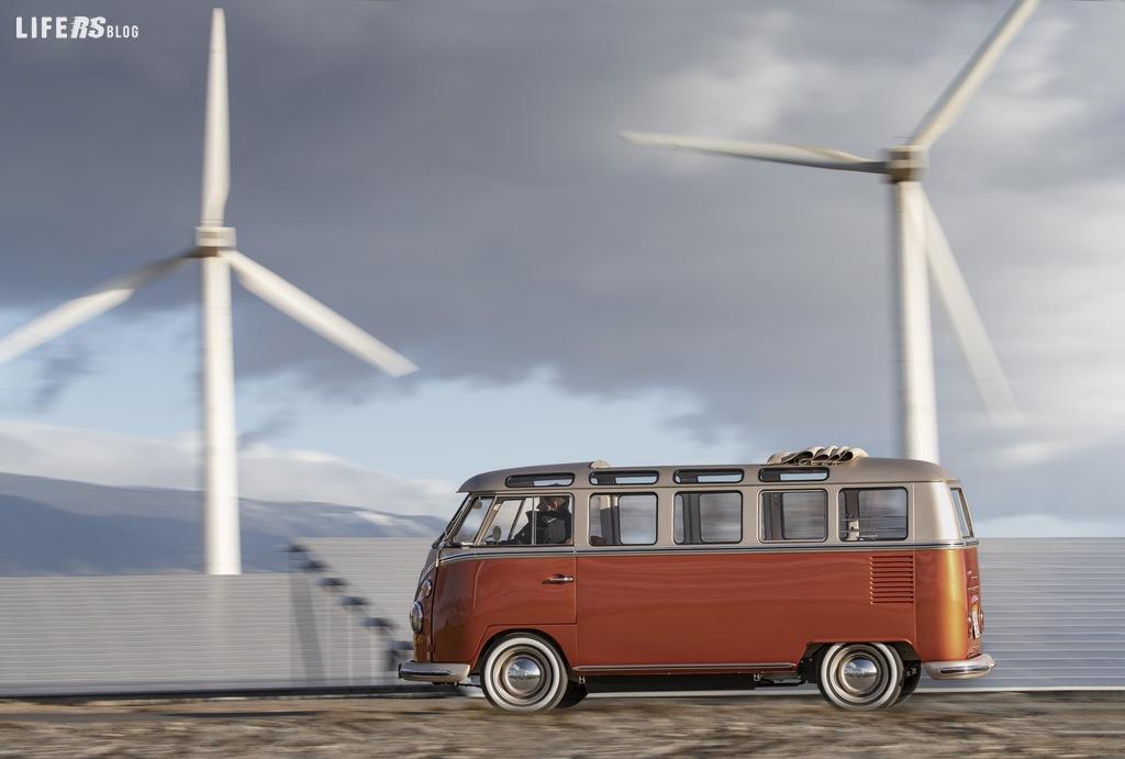 e-BULLI: il fascino della guida zero emissioni e lo stile Bulli