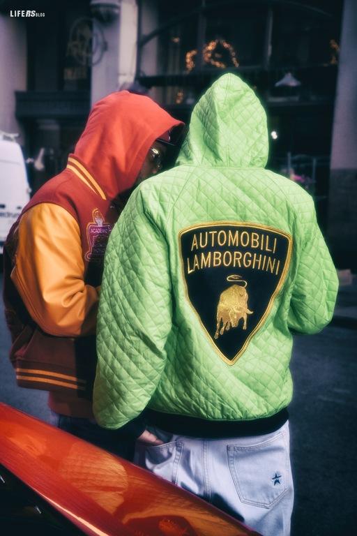 Supreme Vs Automobili Lamborghini