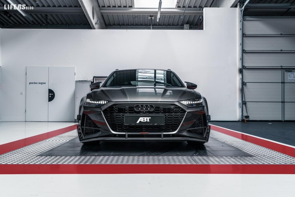 ABT RS6-R, la nuova leggenda in edizione limitata