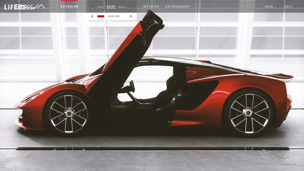 Evija, nuovo logo, nuovo corso, nuova vettura Lotus