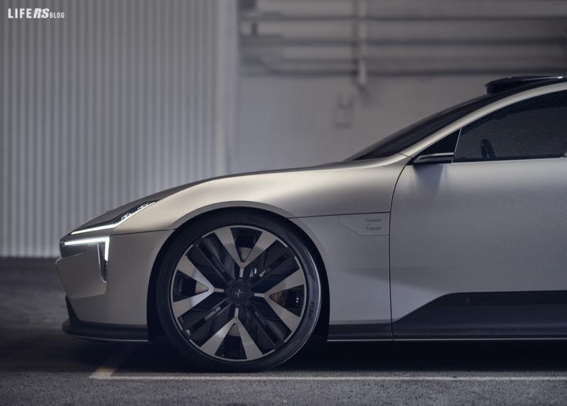 Precept by Polestar: design e tecnologia per il futuro
