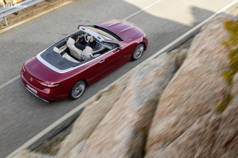 E 53 4MATIC+ le nuove versioni coupé e cabriolet