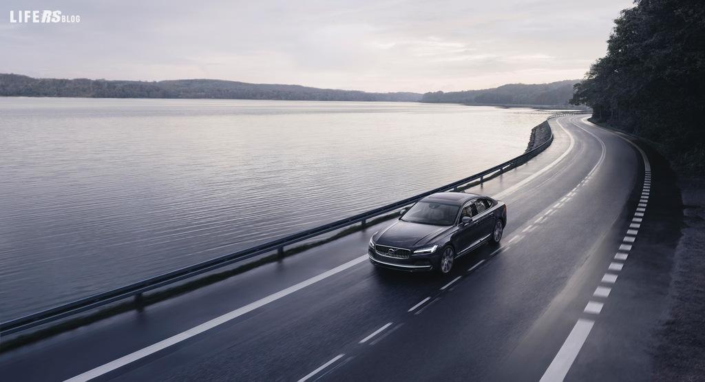 Limite di velocità a 180 km/h e Care Key per Volvo!