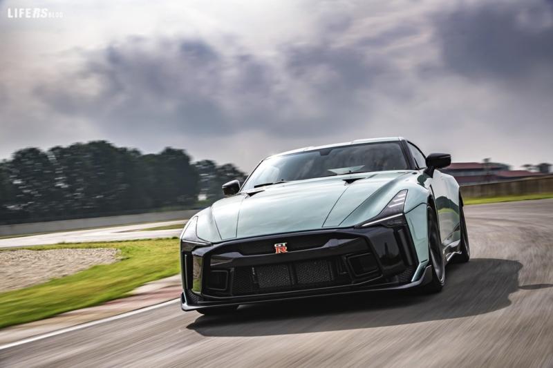 Italdesign inizia la produzione della Nissan GT-R 50