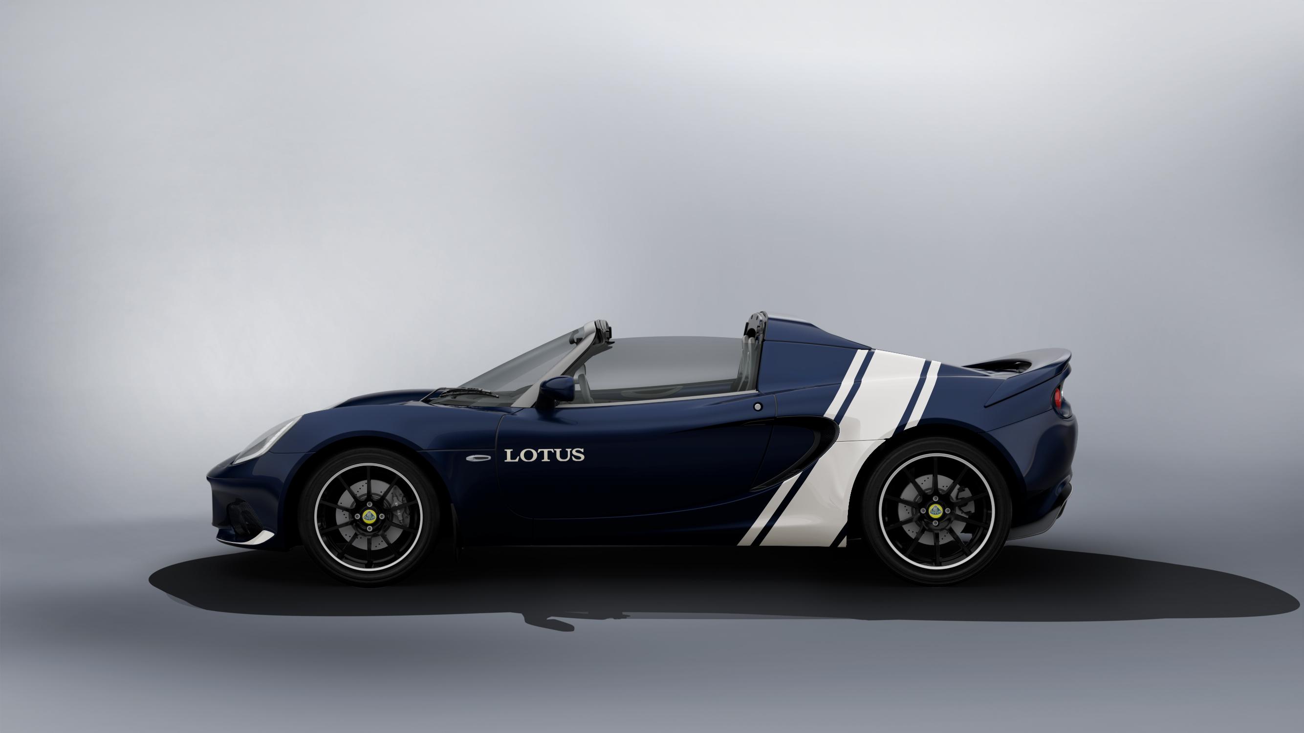 Lotus Race Car Liveries, 4 nuove versioni in edizione limitata