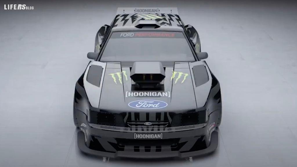 Hoonicorn sarà la nuova Ford Mustang di Ken Block?