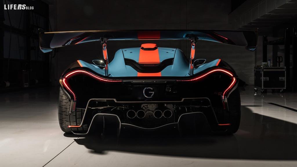 Lanzante da vita ad una nuova McLaren P1: la P1 GTR-18