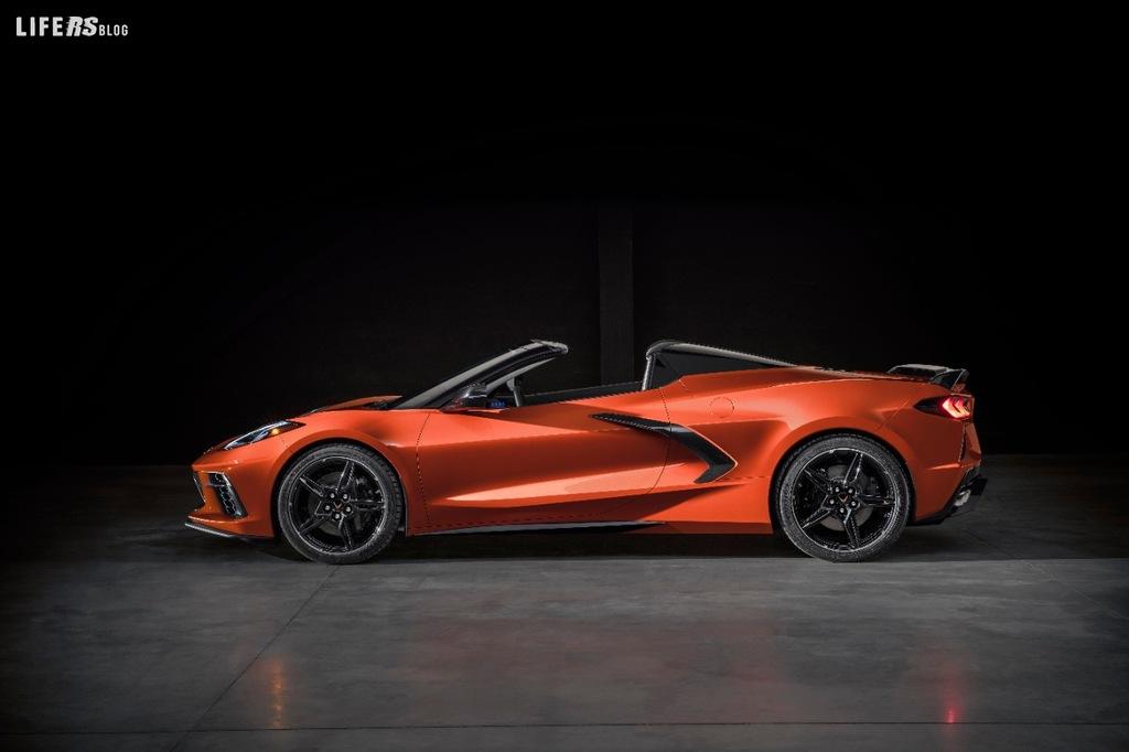 Corvette Stingray, in Italia la versione Launch Edition