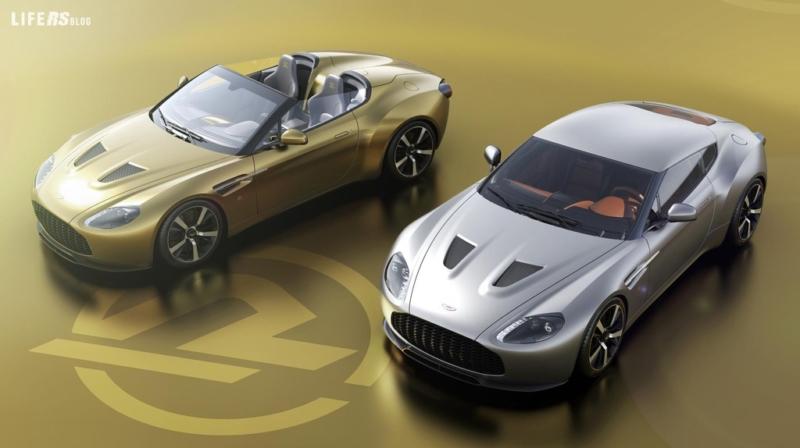 R-Reforged realizza 38 Vantage V12 Zagato Heritage Twins
