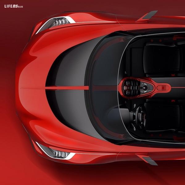 Chiron Roadster, verrà costruito un esemplare da Bugatti?
