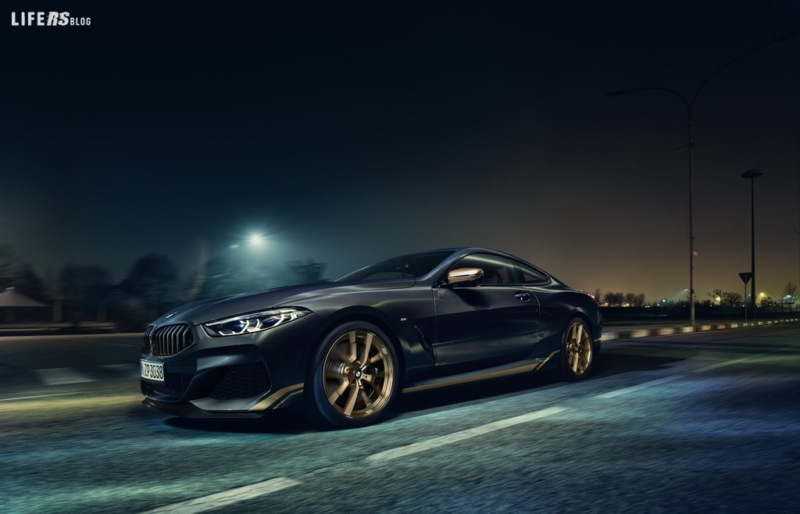 Golden Thunder Edition per la BMW Serie 8