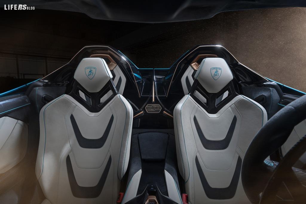 Sián Roadster, Lamborghini open-top ibrida in edizione limitata