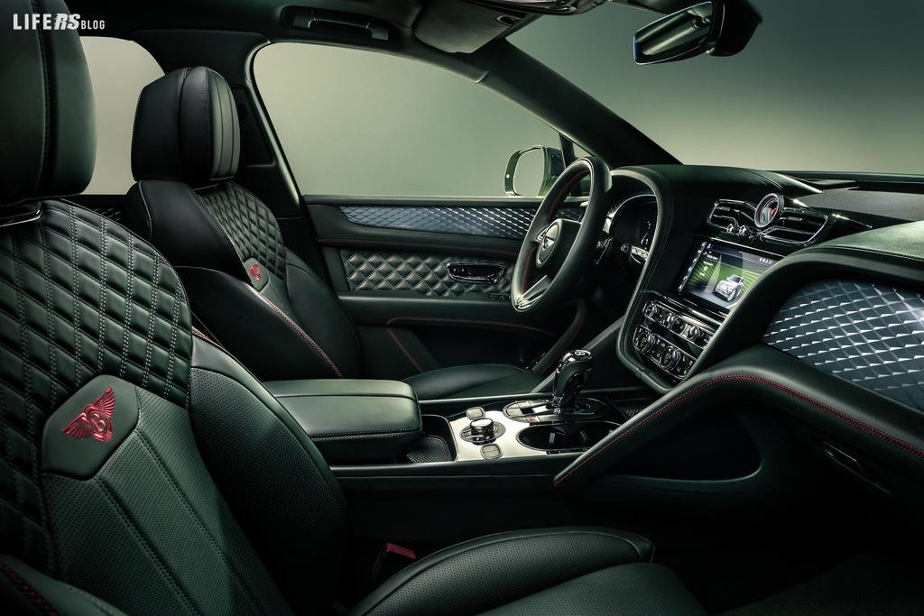 Bentayga: la nuova Bentley moderna, elegante ed efficiente!