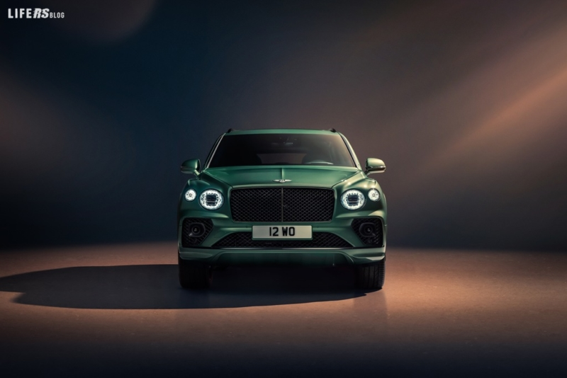 Bentayga: la nuova Bentley moderna, elegante ed efficiente!