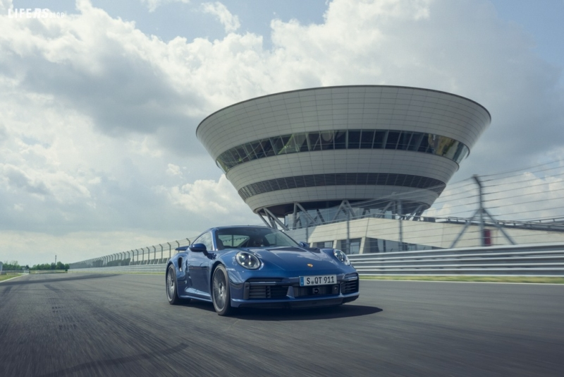 911 Turbo, usabilità Porsche quotidiana da 45 anni