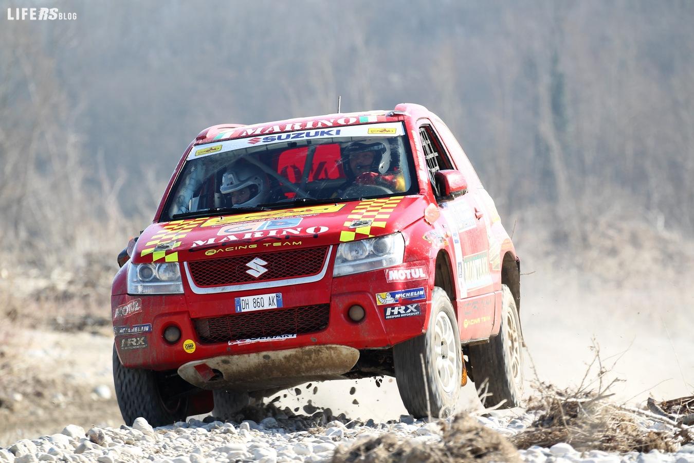 Suzuki Challenge, monomarca con le GRAND VITARA