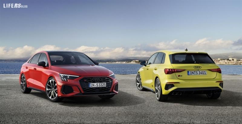 Audi S3: la nuova generazione della quattro compatta