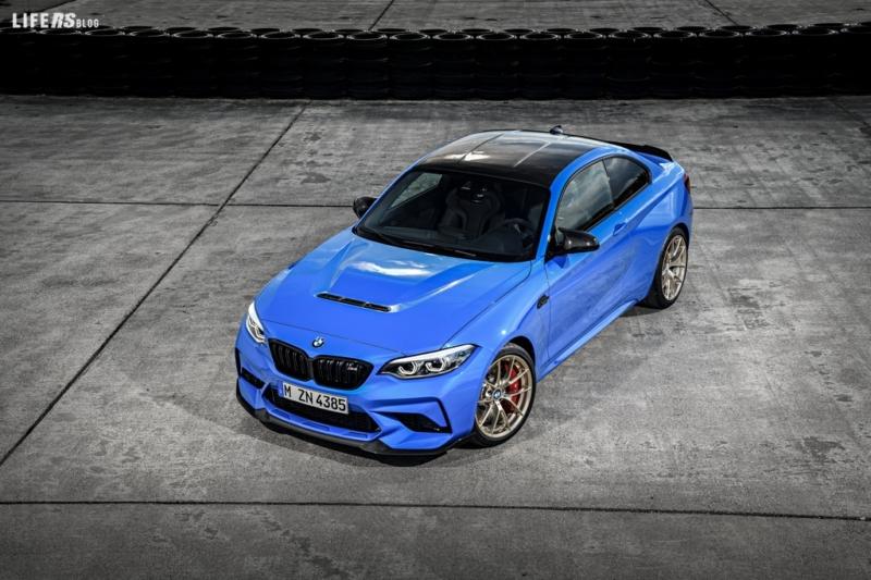 M2 CS la BMW in edizione speciale a tiratura limitata