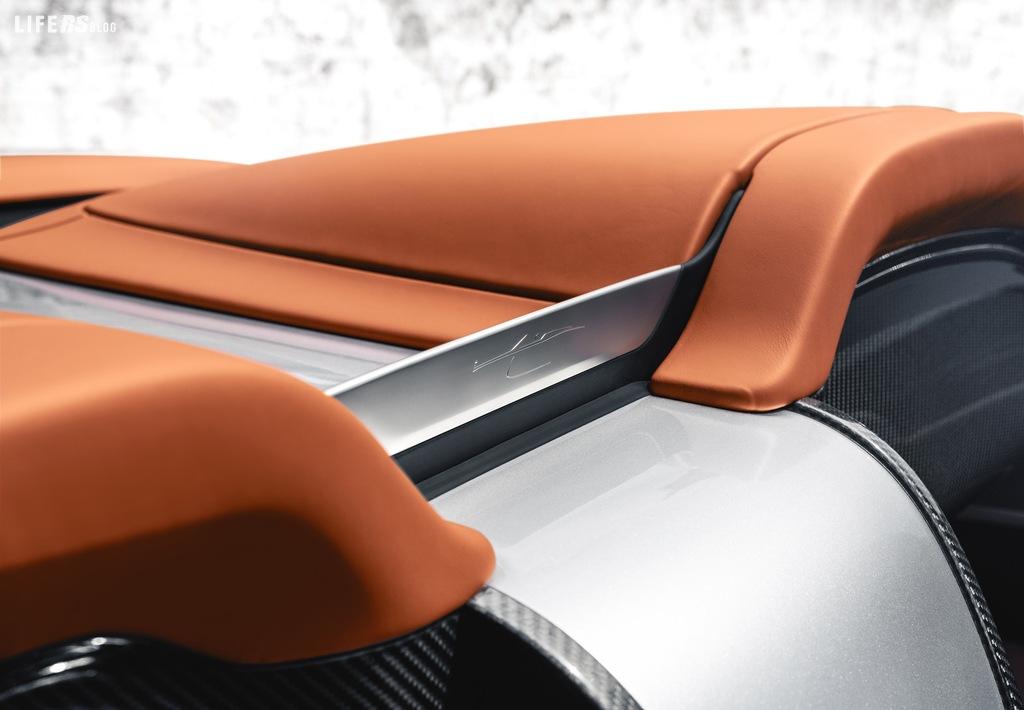 Silver Bullet Collection, la Rolls-Royce speedster!