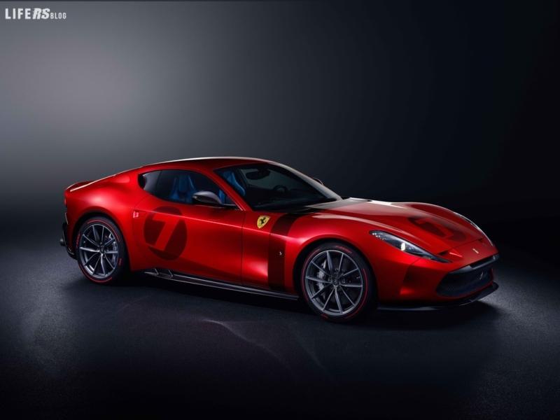 Ferrari Omologa, one-off ispirata alle Gran Turismo