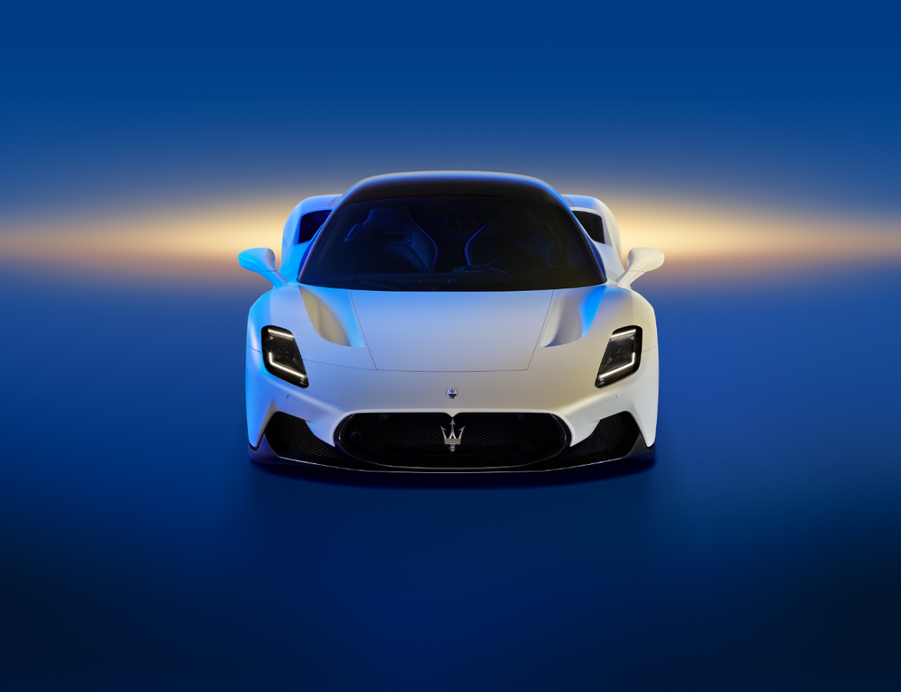 MC20: la nuova super sportiva del Brand Maserati