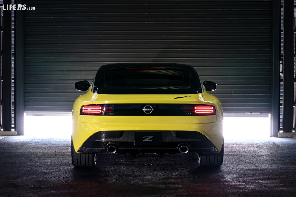 Z Proto, la nuova generazione Nissan della supercar Z