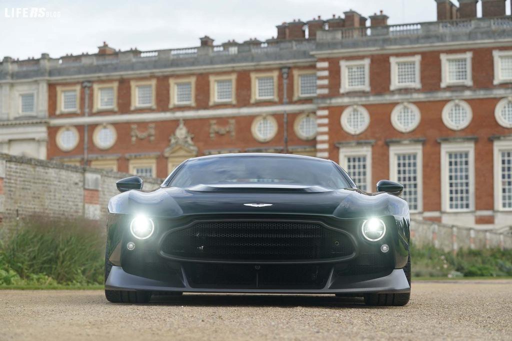Victor, nuova supercar unica per Aston Martin