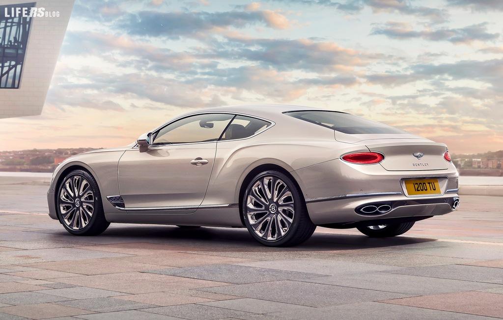 Mulliner, la Continental GT esclusiva di Bentley