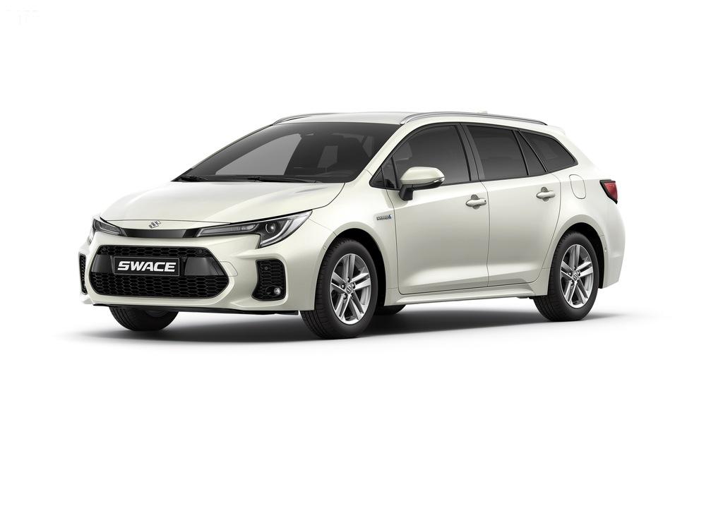 SWACE, l'elegante e versatile station wagon Suzuki