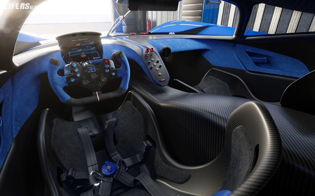 """Bolide, """"technological concept"""" Bugatti o, presto, serie limitata?"""