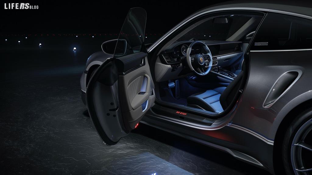 Duet, l'edizione super limitata della 911 Turbo S