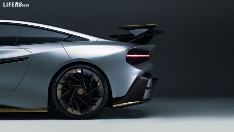"Naran Automotive, l'""hyper coupé"" ispirata alle GT3"