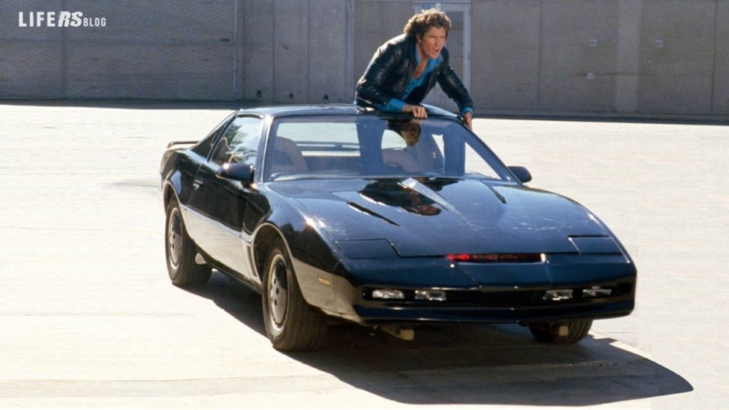 Kitt, la Pontiac Fiebird Trans Am di Supercar all'asta
