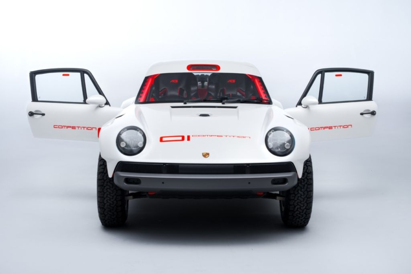 Singer Vehicle Design e la 911 Safari