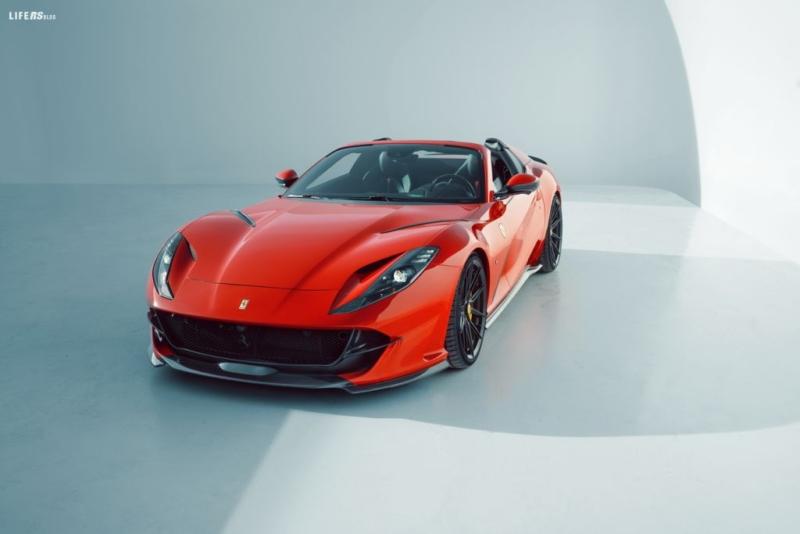 Novitec mette a punto la Ferrari 812 GTS