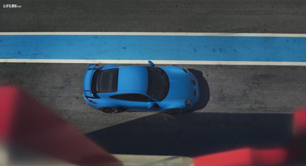 911 GT3, tecnologia da corsa in un modello di produzione