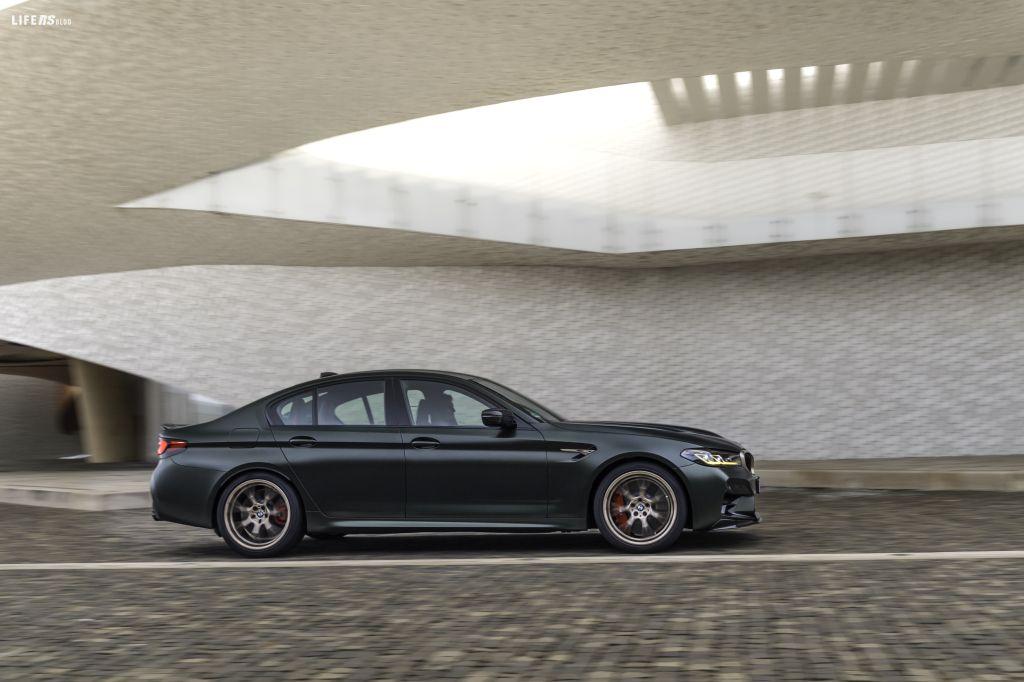 M5 CS più sportiva, più lussuosa, più esclusiva