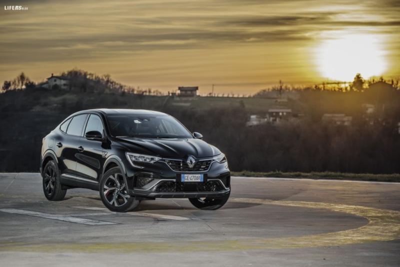 Arkana, Potere Renault SUVversivo!