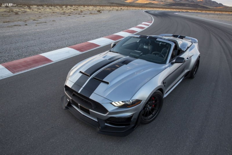 Super Snake Speedster, la Mustang GT by Shelby