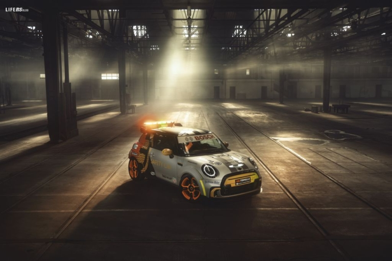 Electric Pacesetter, la Mini Safety Car per la Formula E