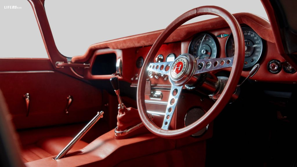 Helm Motorcars fa rivivere la Jaguar E-Type originale