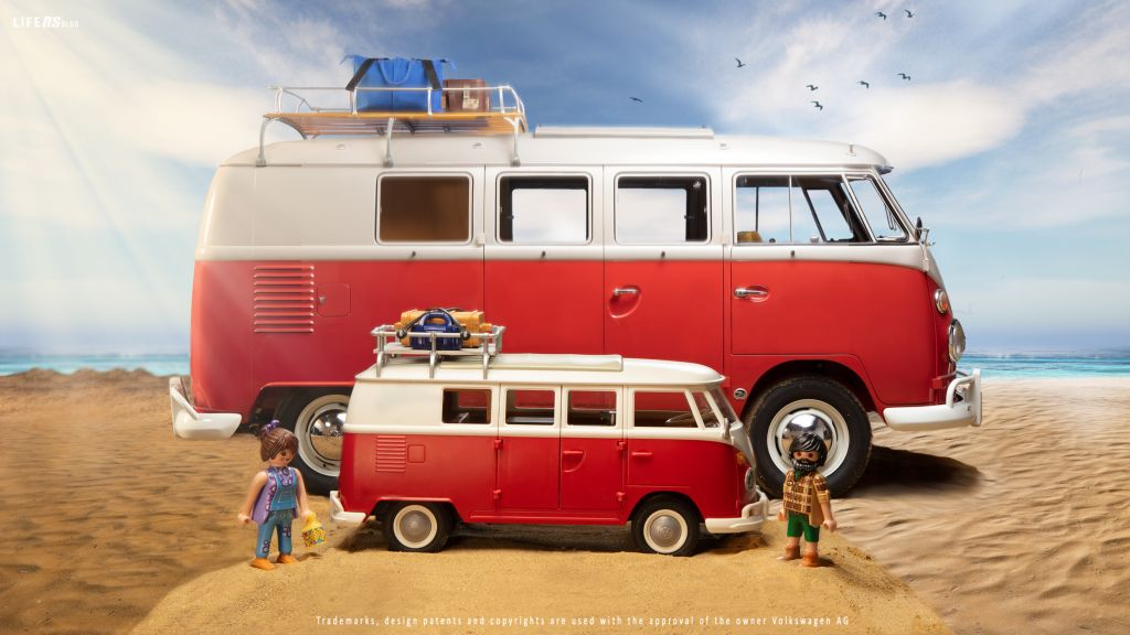 T1 Camping Bus: tesoro, mi si è ristretto il Bulli!