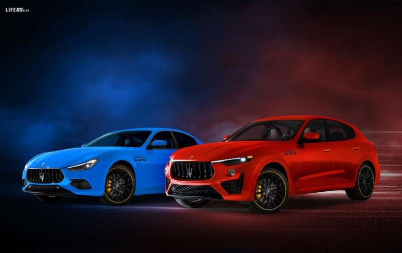 F Tributo Special Edition Maserati