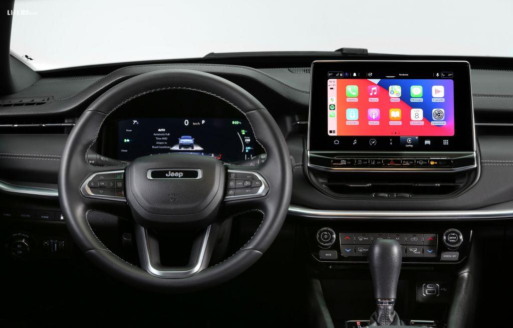 """Nuova Jeep Compass: primo contatto x """"sognatori pragmatici"""""""