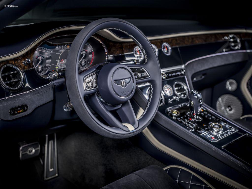 Continental GT Speed Convertible, la 3 generazione