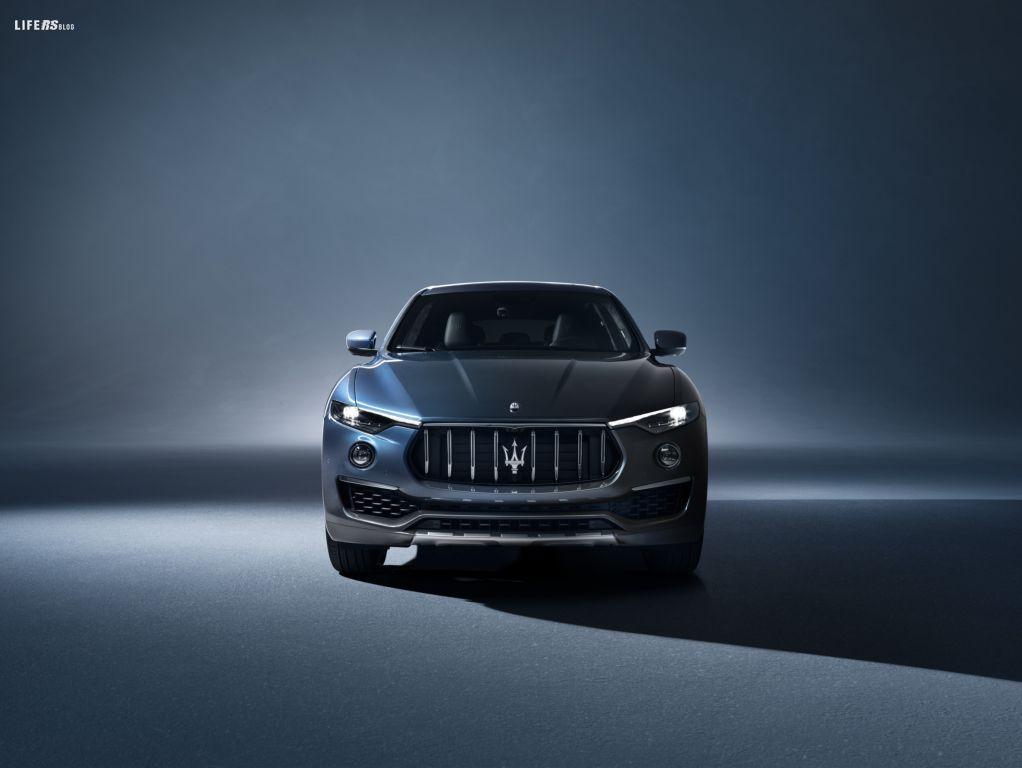 Levante Hybrid, primo SUV elettrificato Maserati