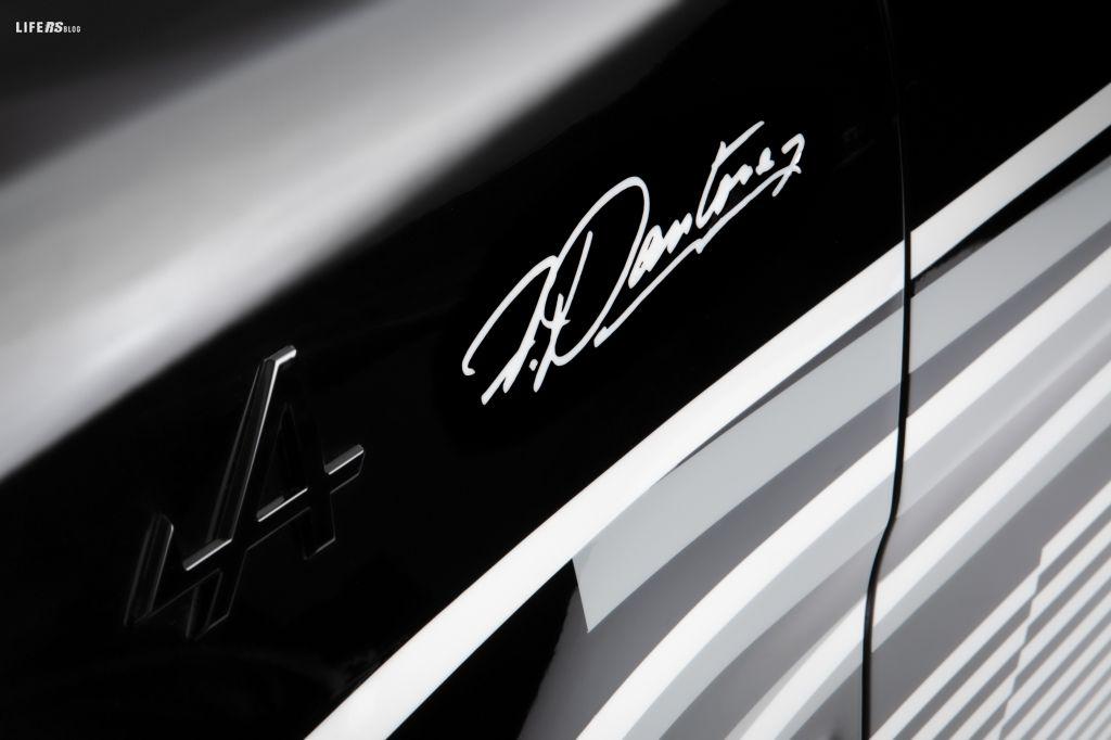 Felipe Pantone immagina l'Alpine A110S