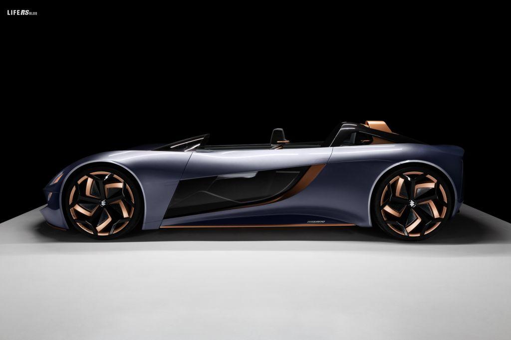 Misano il nuovoconcept vehicleIED e Suzuki